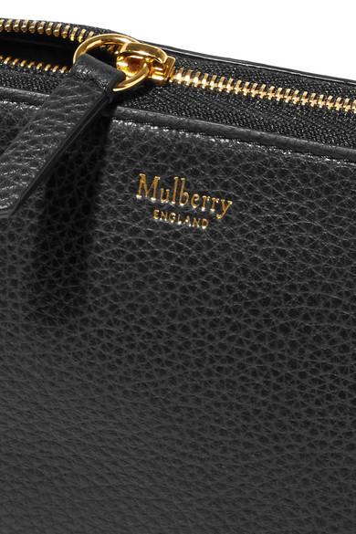 Mulberry Beutel aus strukturiertem Leder