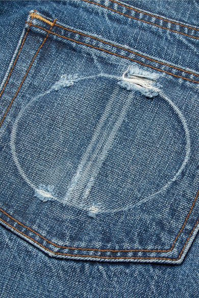 Tre Tori Boyfriend-Jeans Frei Für Verkauf Billig 100% Original Exklusive Verkauf Online Rabatt Hohe Qualität mIkv5bFWxT