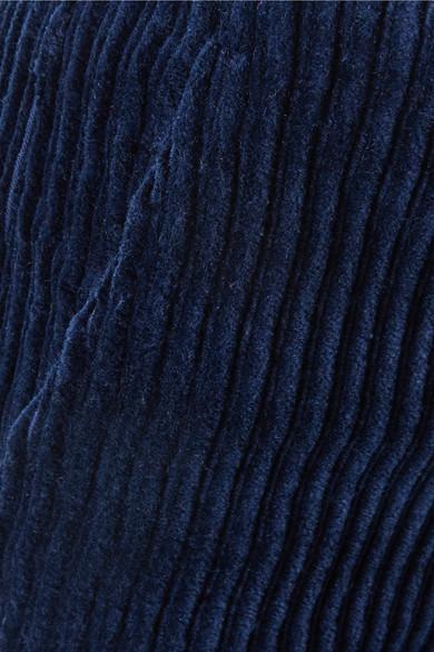 Theory Demitria Schlaghose aus Cord aus Stretch-Baumwolle