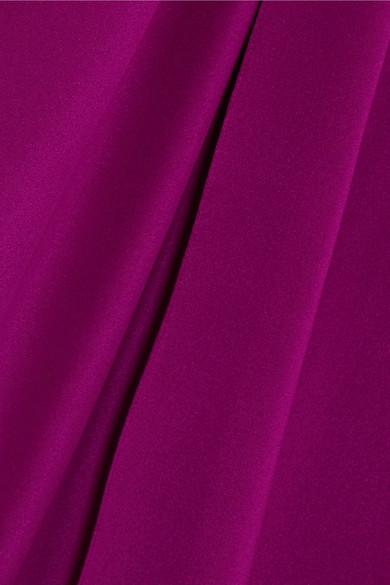 Roland Mouret Hessle Robe aus Seiden-Marocain mit freien Schultern Verkauf Billigsten Erschwinglicher Verkauf Online scclWMyRD