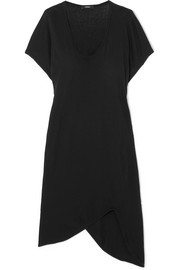 Organic cotton-jersey dress