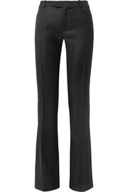 Joseph Rocker Super 100 wool wide-leg pants