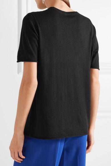 Joseph T-Shirt aus Kaschmir