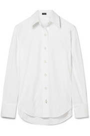 Garcon cotton-poplin shirt