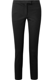 Joseph Finley cropped stretch-gabardine tapered pants