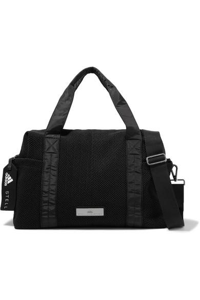 adidas by Stella McCartney   Shipshape mesh gym bag   NET-A-PORTER.COM 0570ea76f2