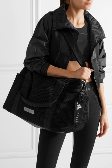 adidas by Stella McCartney. Shipshape mesh gym bag.  85. Zoom In 714bb3682032d