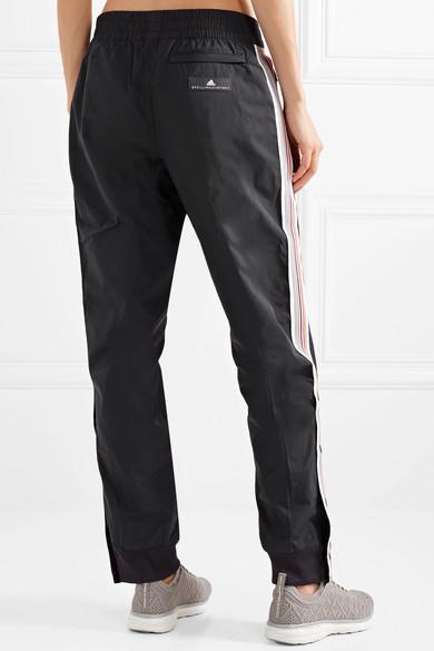 adidas by Stella McCartney Train Jogginghose aus Shell mit Streifen