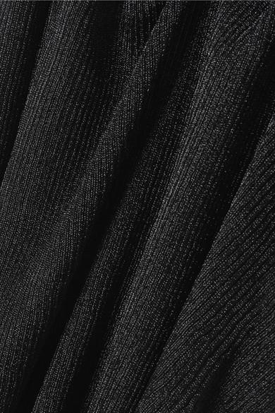 Freies Verschiffen Preiswerteste Auslass Schnelle Lieferung Michael Kors Collection Rippstrickpullover mit Cut-outs Klassisch Freies Verschiffen Neue Ankunft pLBgi
