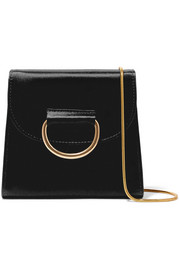 D Tiny Box satin shoulder bag