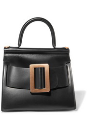 Karl 24 leather tote