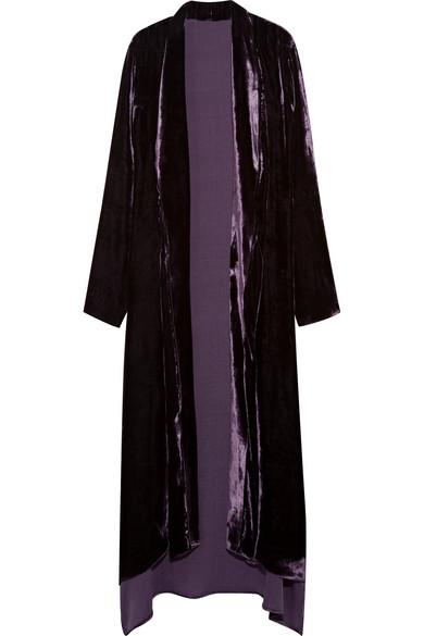Juan Carlos Obando - Victoria Velvet Jacket - Purple