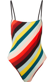 Solid and Striped The Chelsea striped swimsuit