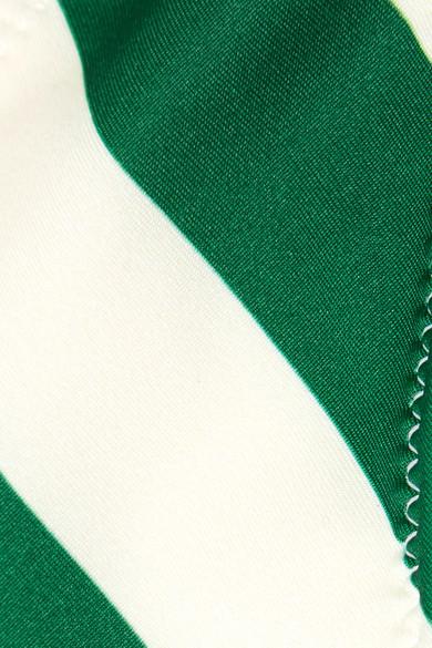 Solid & Striped The Rachel gestreiftes Bikini-Höschen