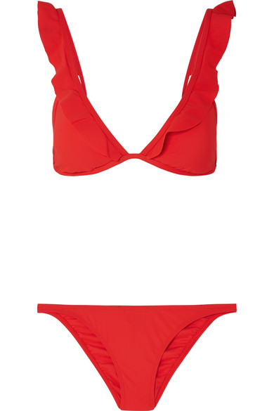 Haight Bikini Triangle - Rouge