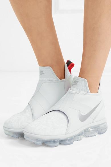 Nike Air VaporMax Chukka Slip Sneakers aus Mesh und Neopren