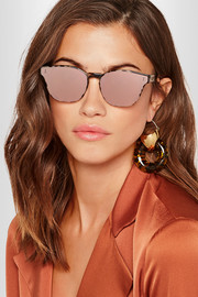 Illesteva Martinique cat-eye acetate sunglasses