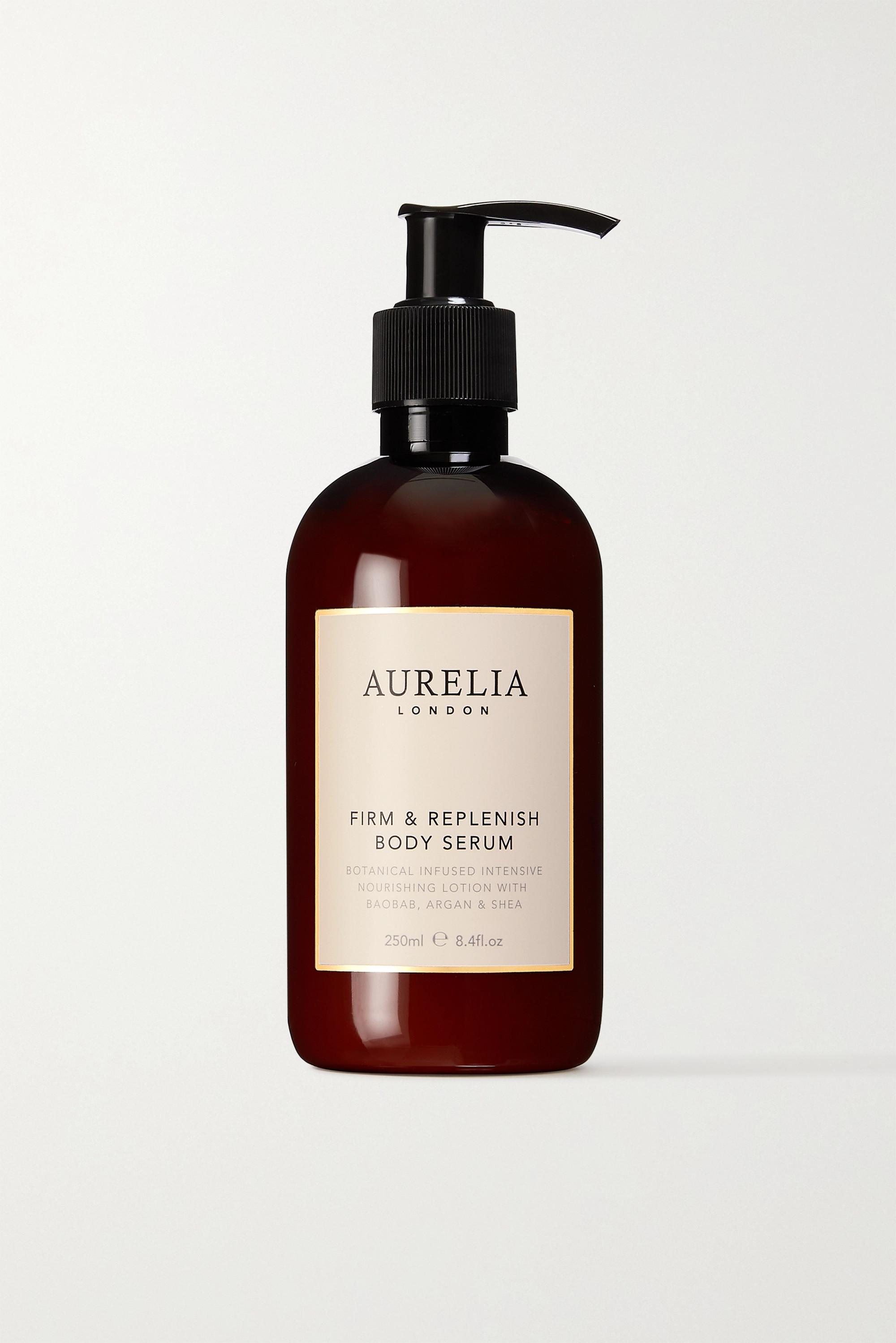 Aurelia Probiotic Skincare + NET SUSTAIN Firm & Replenish Body Serum, 250ml