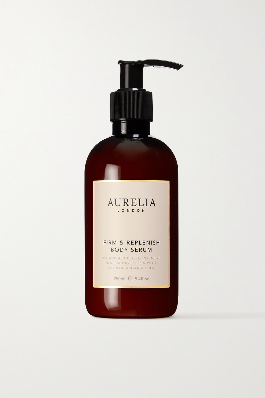 Aurelia Probiotic Skincare + NET SUSTAIN Firm & Replenish Body Serum, 250ml