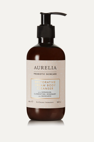 AURELIA PROBIOTIC SKINCARE Restorative Cream Body Cleanser, 250Ml - Colorless