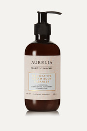 Aurelia Probiotic Skincare Restorative Cream Body Cleanser, 250ml