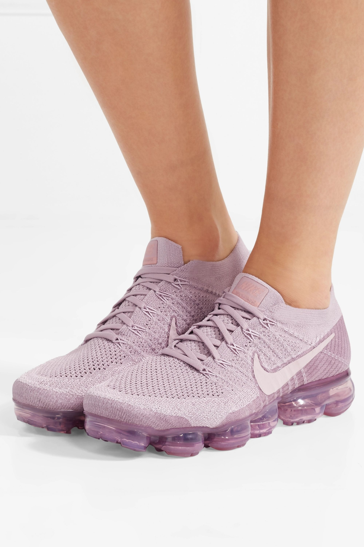 Air VaporMax Flyknit sneakers   Nike