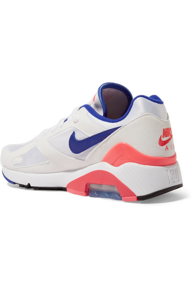 Nike Air Max 180 Sneakers From Felt And Mesh