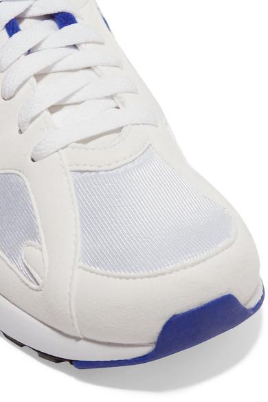 Nike Air Max 180 Sneakers aus Filz und Mesh Günstig Kaufen Bequem y79Fcg