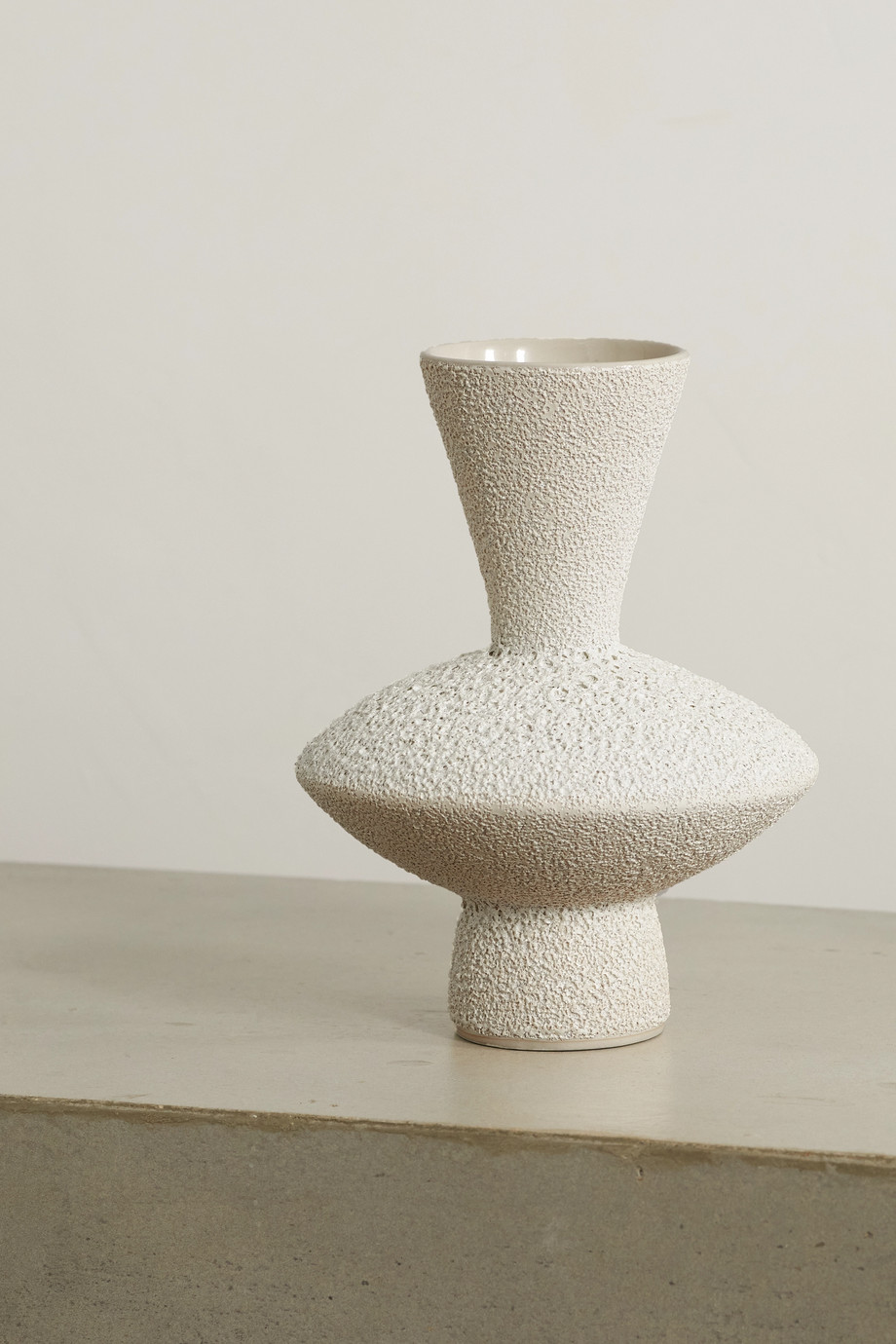 MARLOE MARLOE Stevie glazed ceramic vase