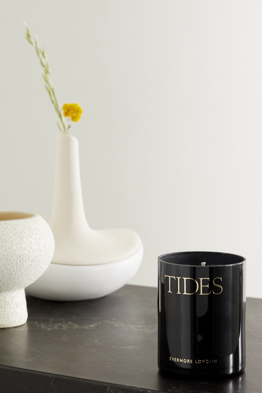 EVERMORE Tides scented candle - Sand & Fig Trees, 300g