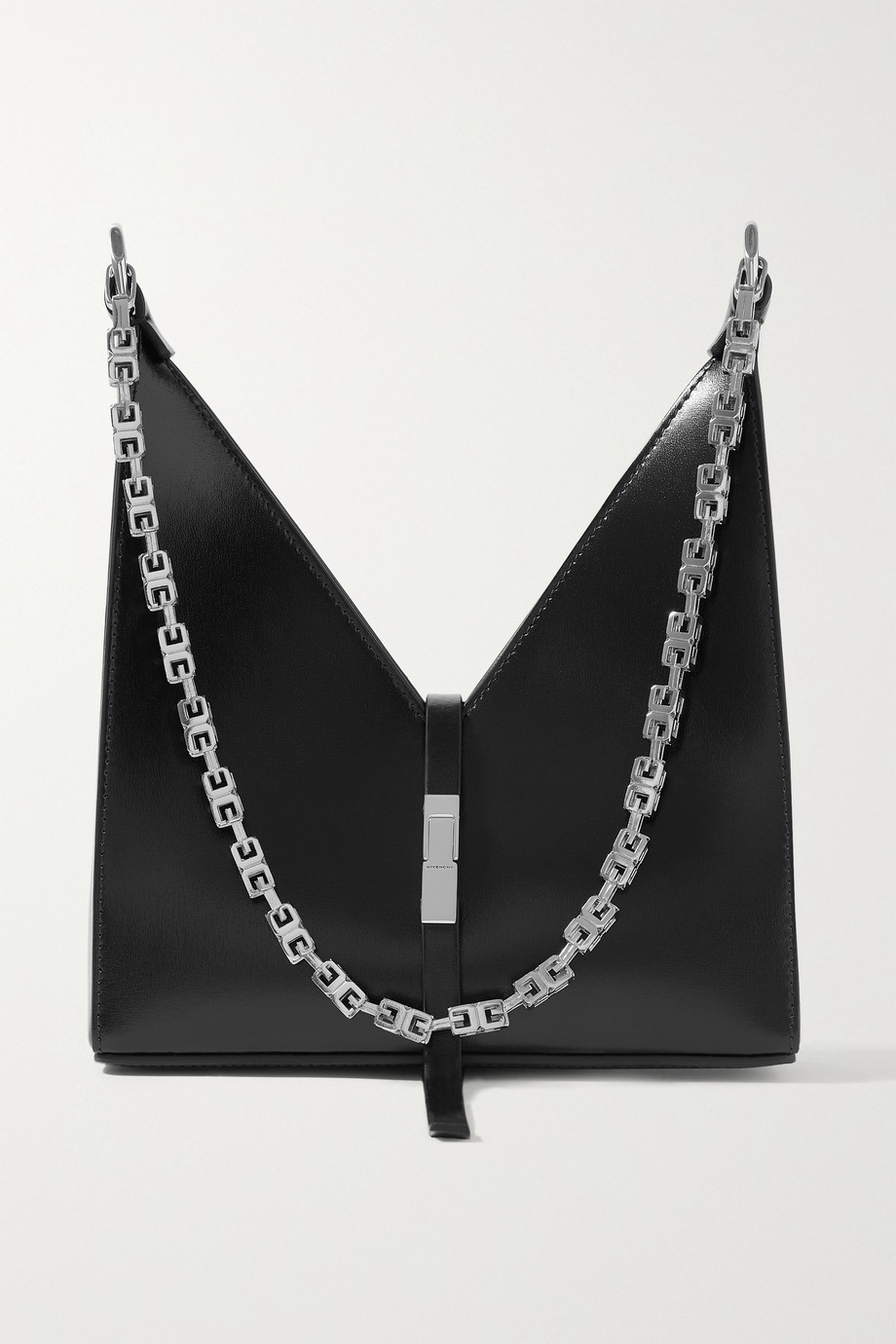GIVENCHY Cut Out mini leather shoulder bag