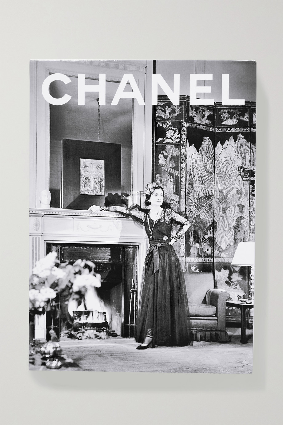 ASSOULINE Chanel set of three hardcover books