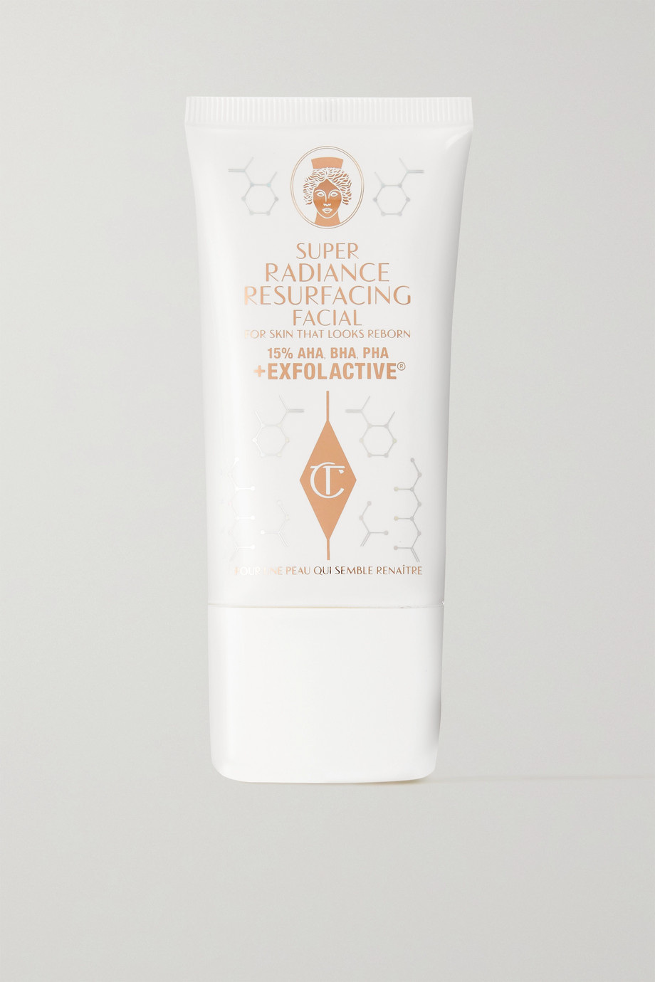 CHARLOTTE TILBURY Super Radiance Resurfacing Facial, 50ml