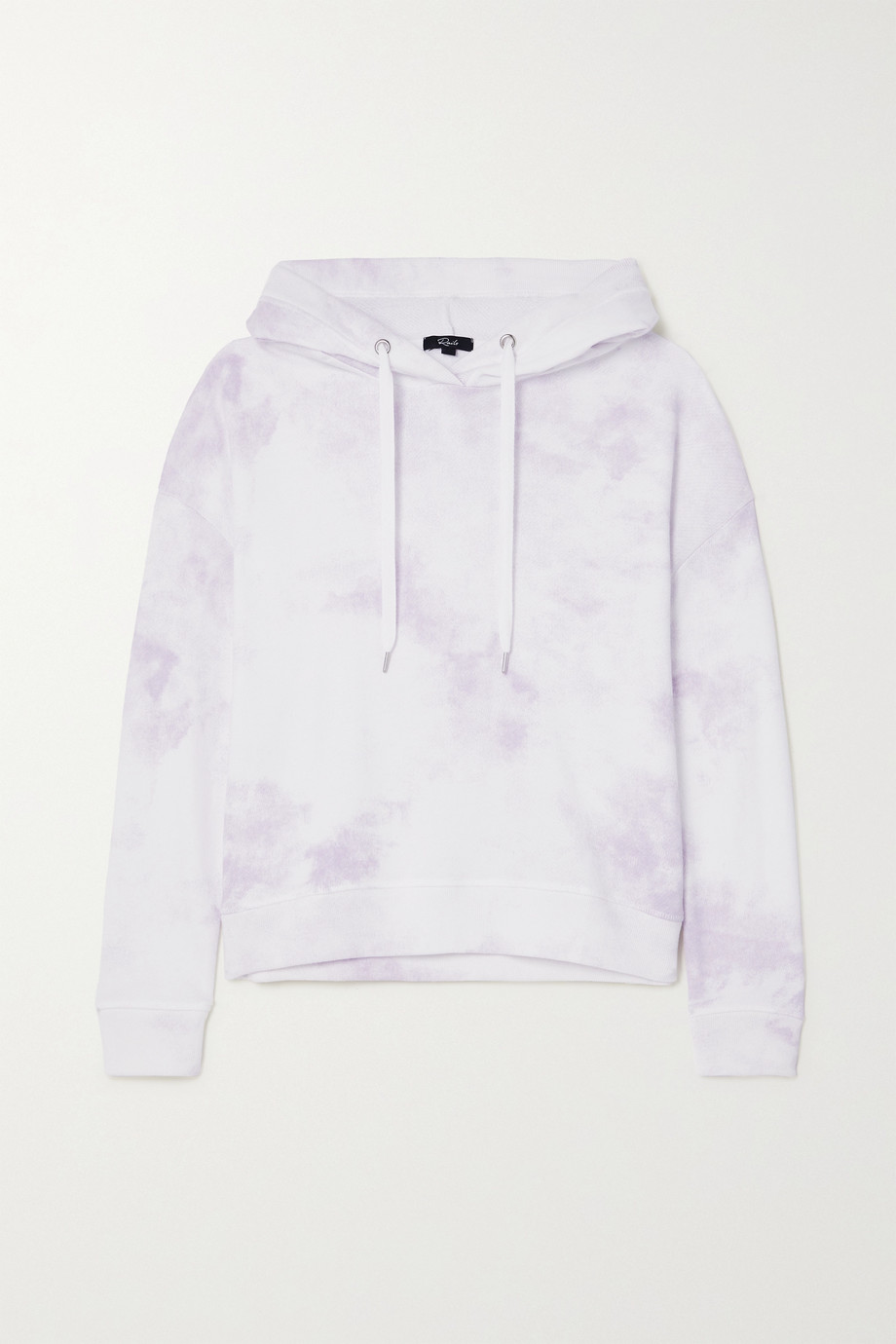RAILS Murray tie-dyed cotton and modal-blend hoodie