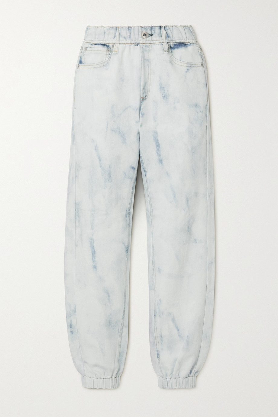 RAG & BONE Miramar printed cotton-jersey track pants