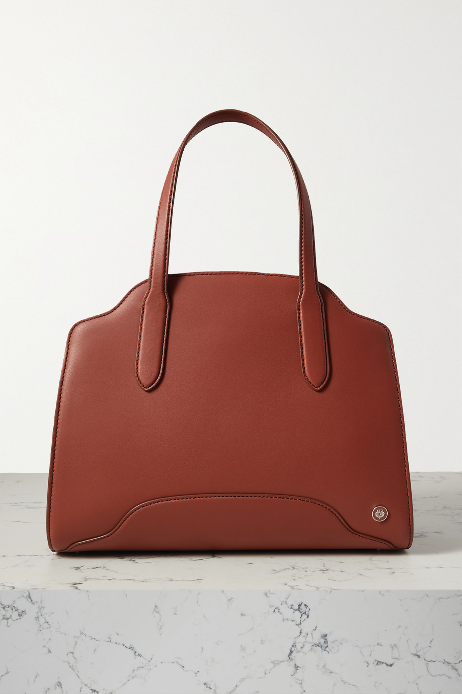 LORO PIANA Sesia medium leather tote