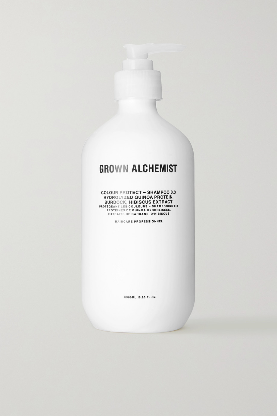 GROWN ALCHEMIST Colour Protect - Shampoo 0.3, 500ml