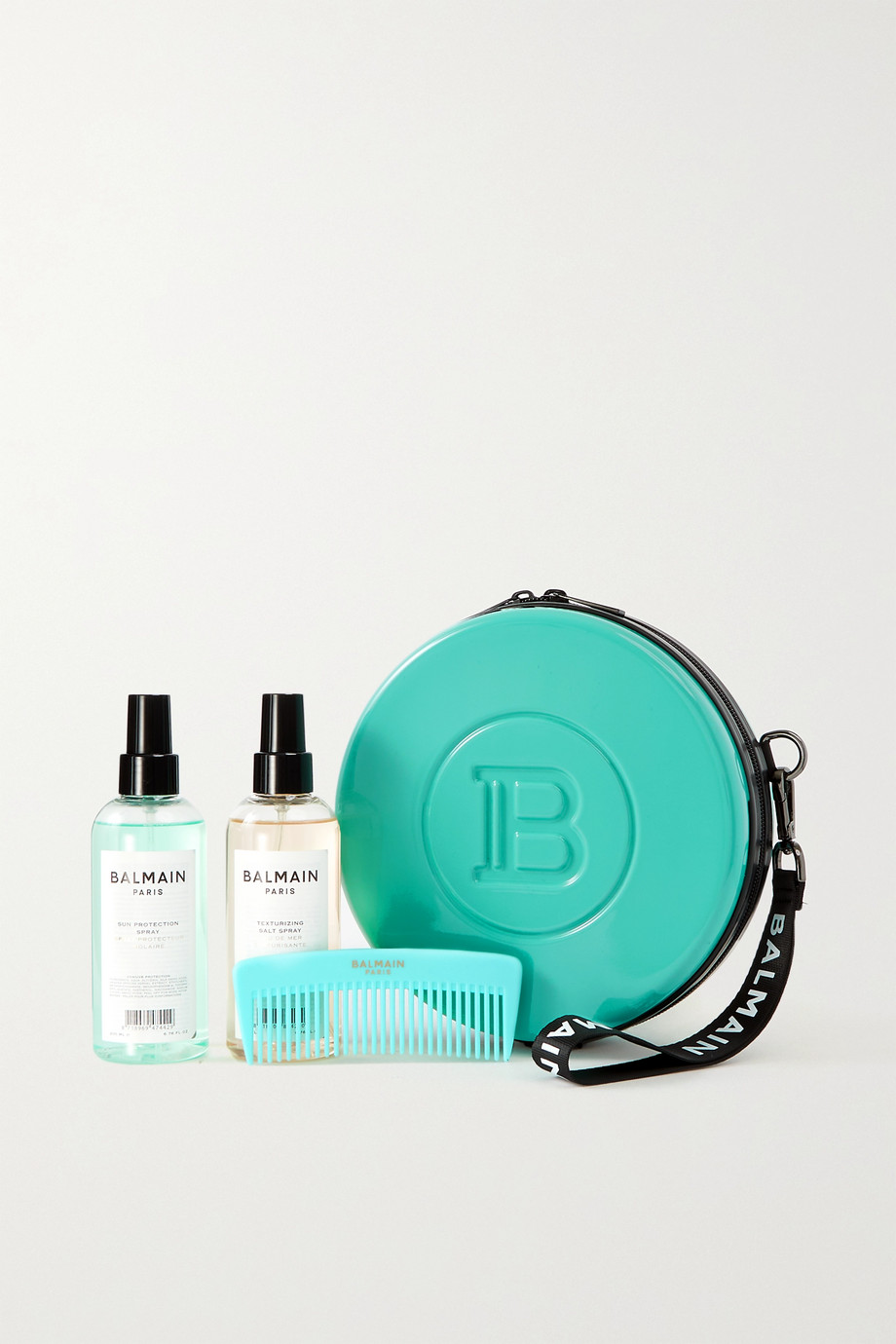 BALMAIN PARIS HAIR COUTURE SS21 Pouch Set