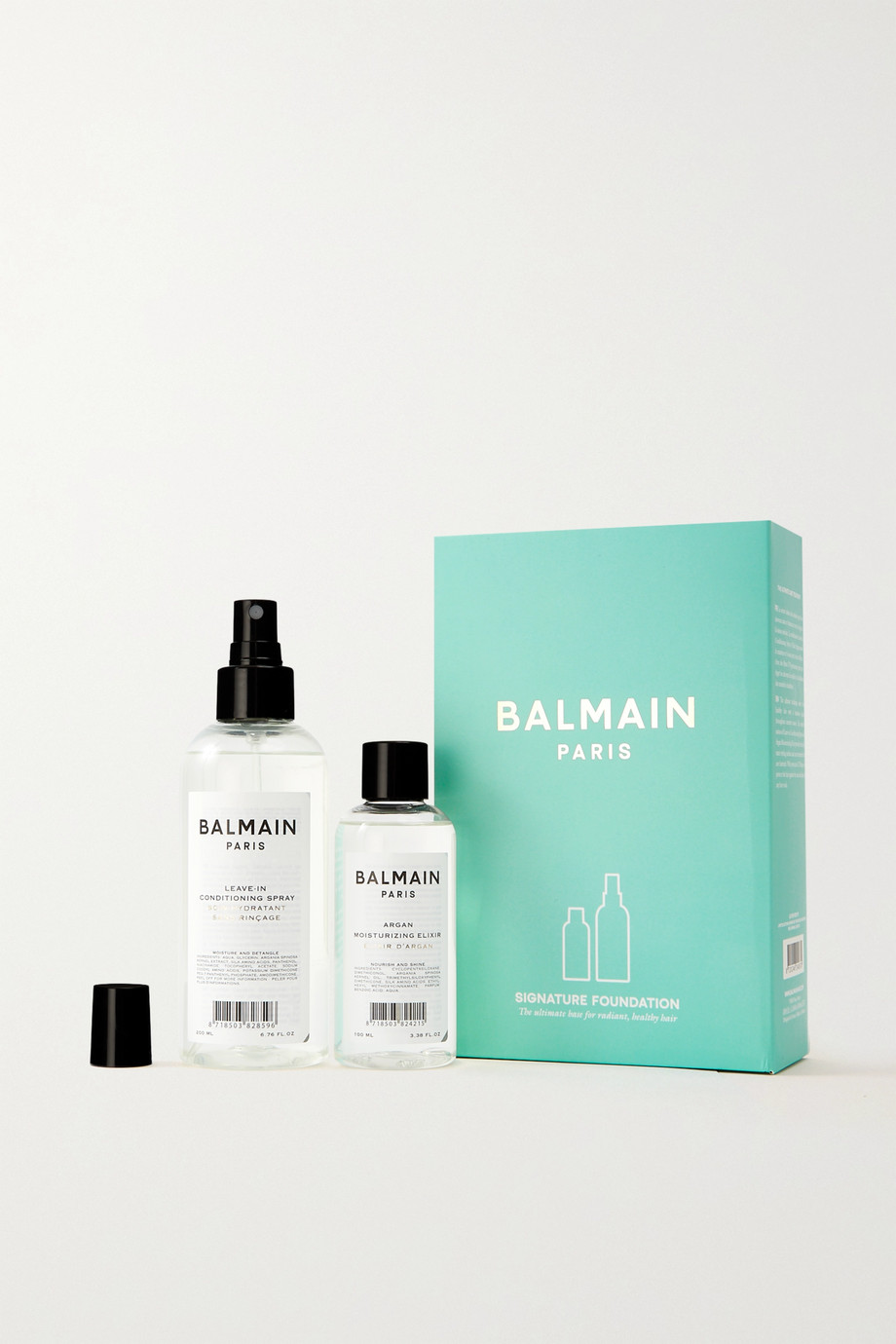 BALMAIN PARIS HAIR COUTURE Summer SS21 Signature Foundation Set
