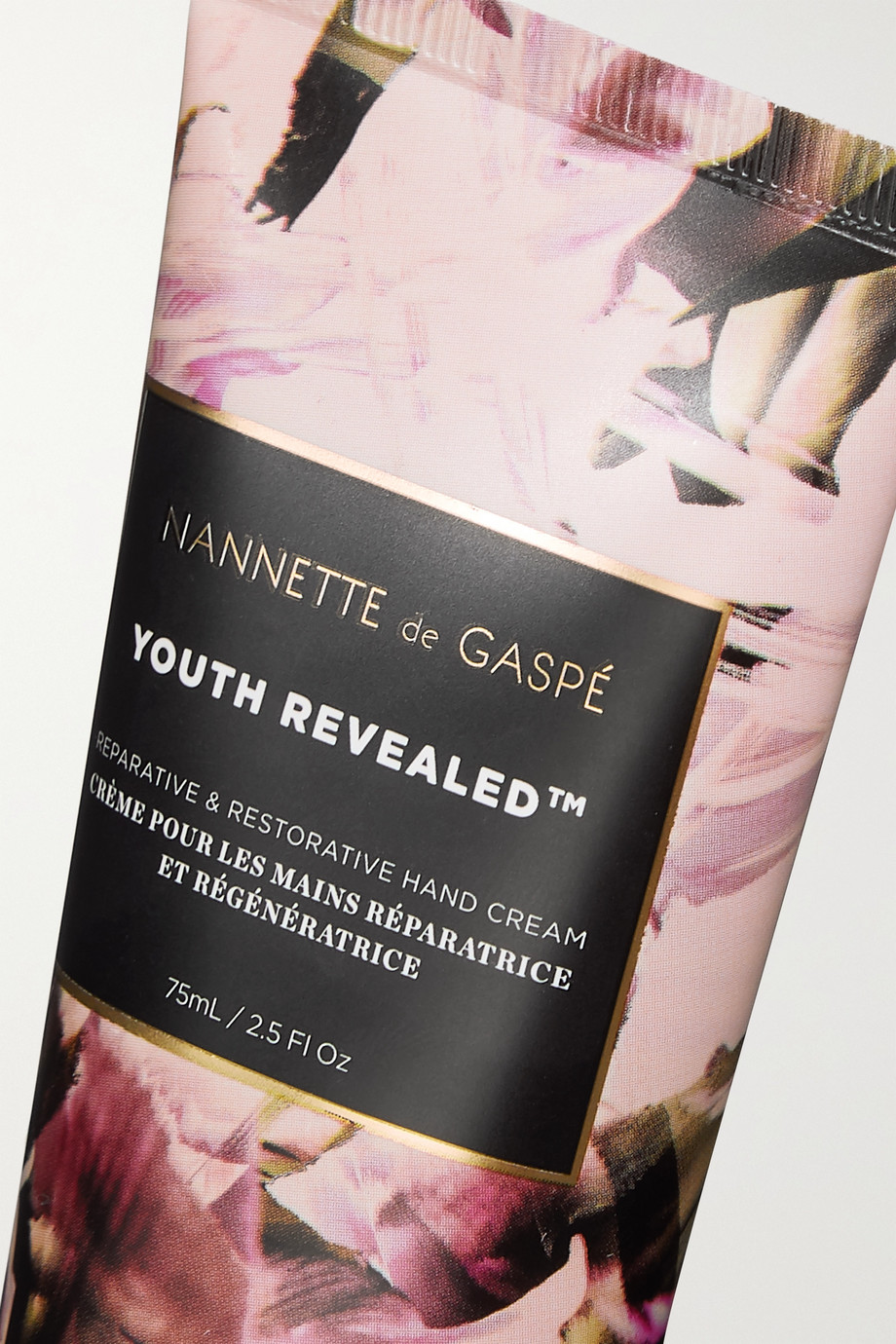NANNETTE DE GASPÉ Youth Revealed Reparative & Restorative Hand Cream, 75ml