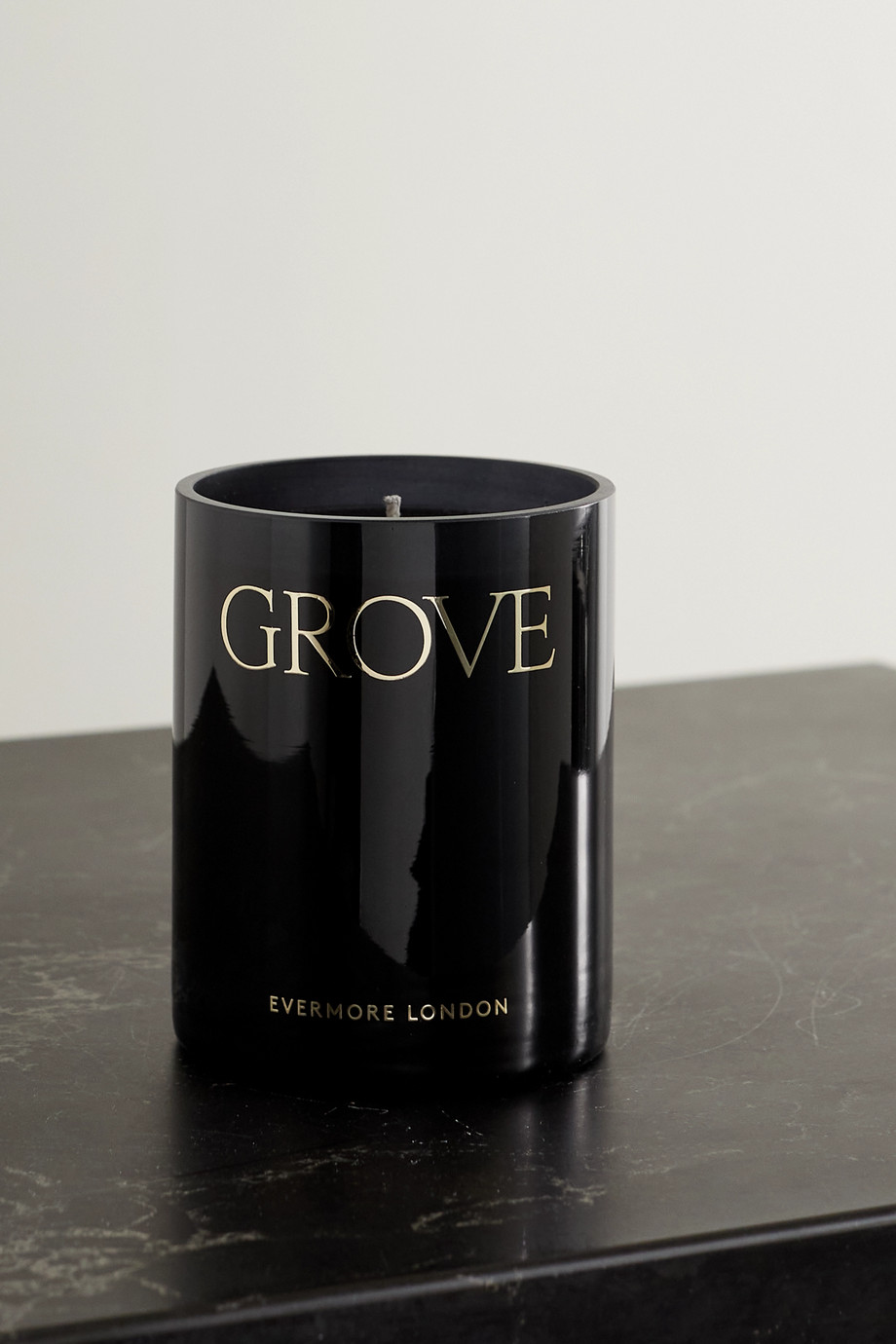 EVERMORE Grove scented candle - Earth & Ancient Pine, 300g