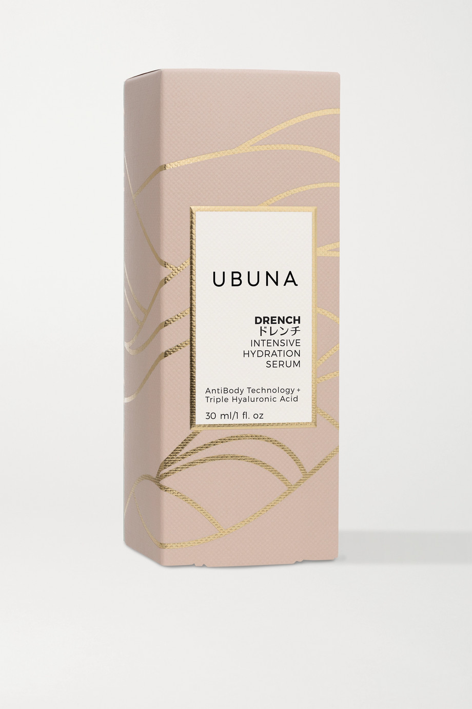 UBUNA BEAUTY Drench Intensive Hydration Serum, 30ml
