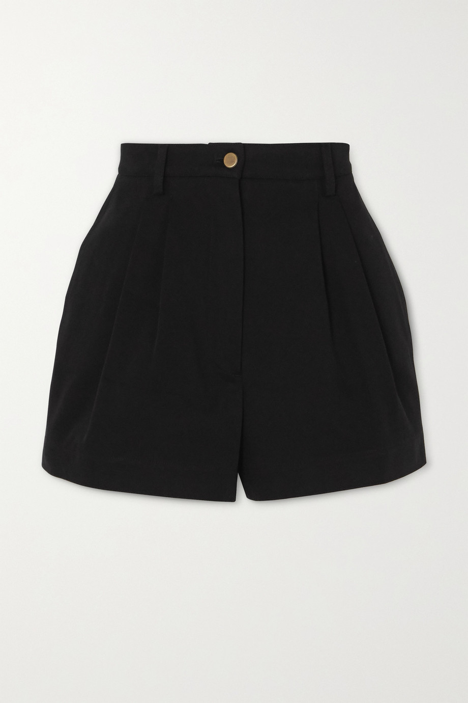 ALAÏA Edition 1990 cotton-twill shorts
