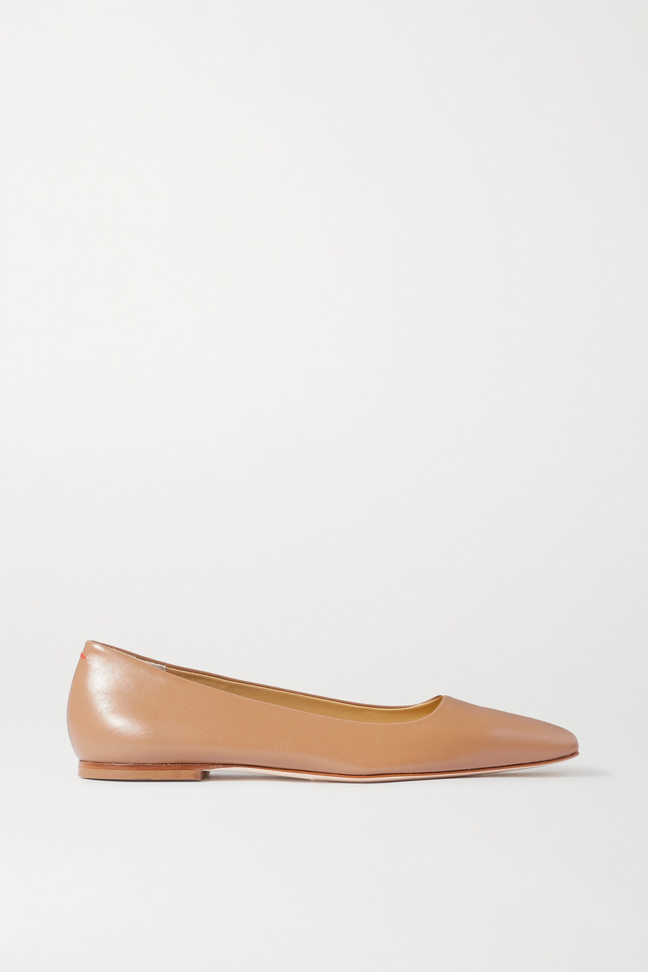 AEYDE Gina leather ballet flats