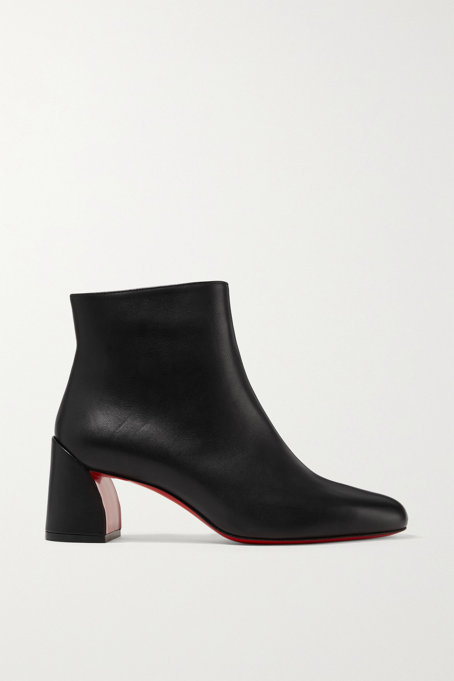 CHRISTIAN LOUBOUTIN Turela 55 leather ankle boots