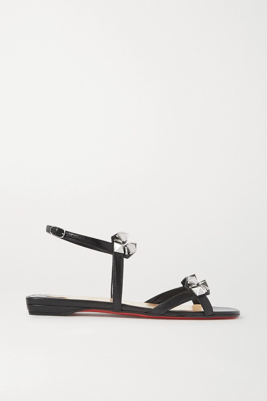 CHRISTIAN LOUBOUTIN Galerietta studded leather sandals