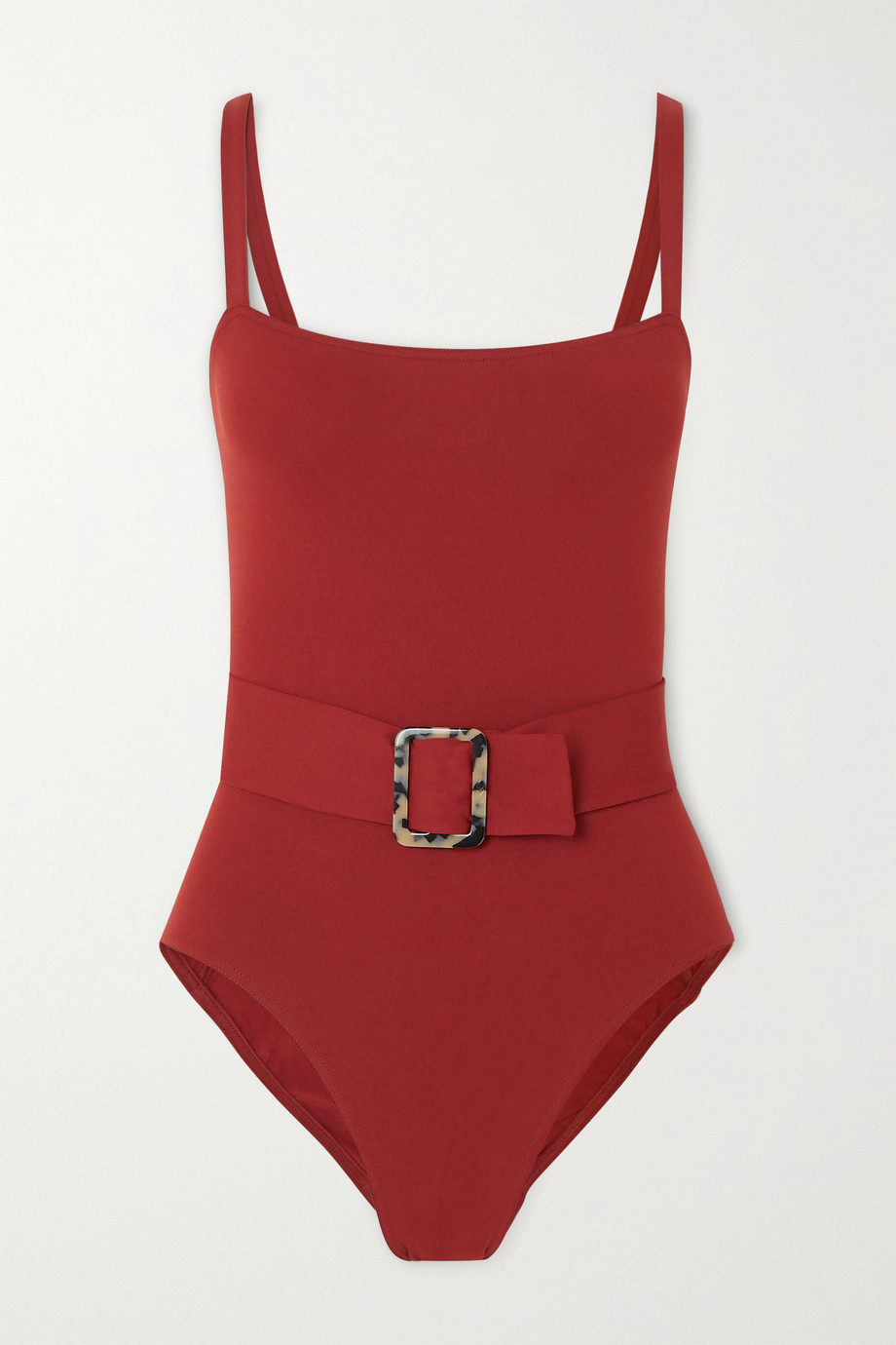 ERES Guilty belted swimsuit
