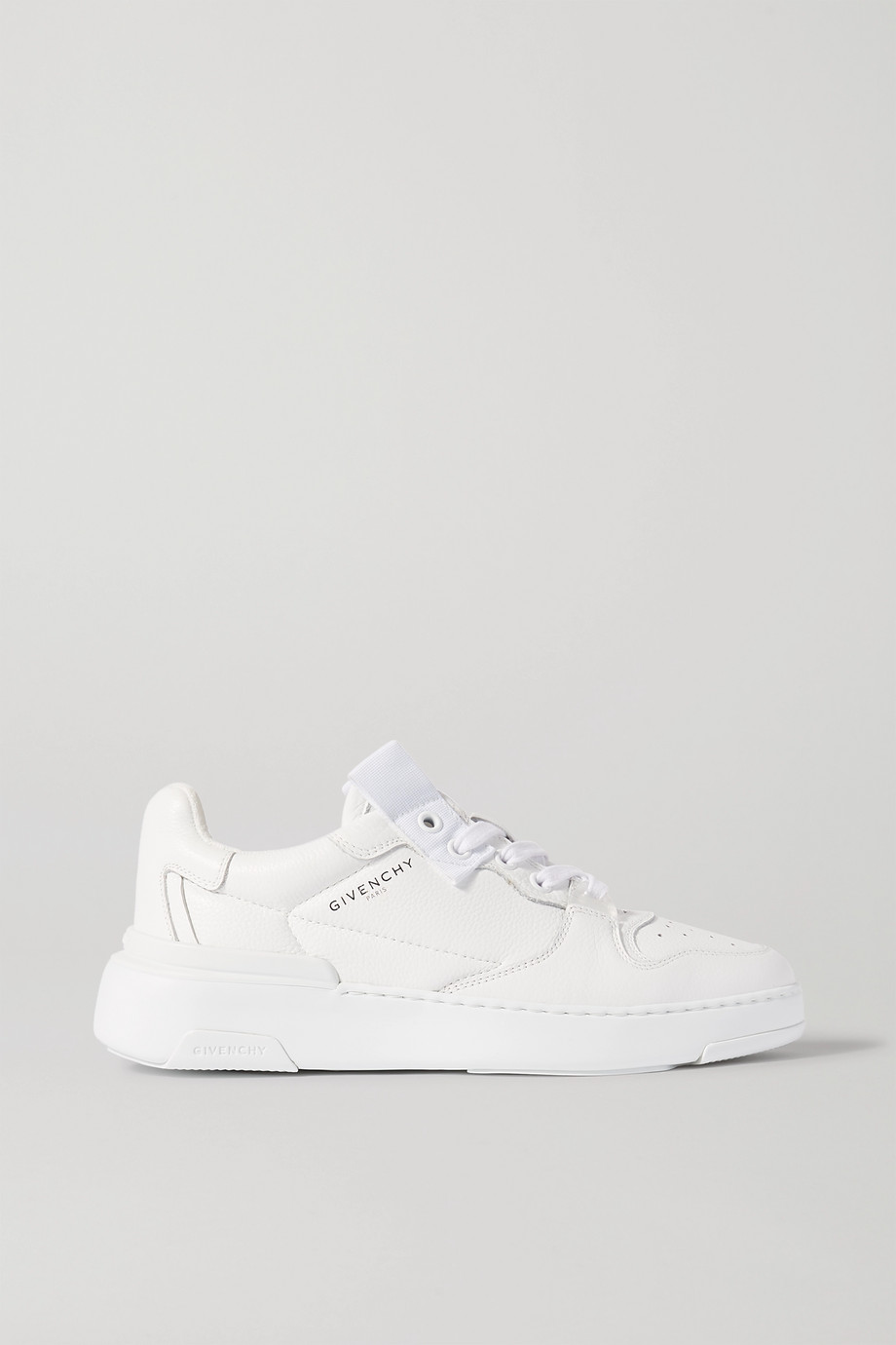 GIVENCHY Wing leather sneakers