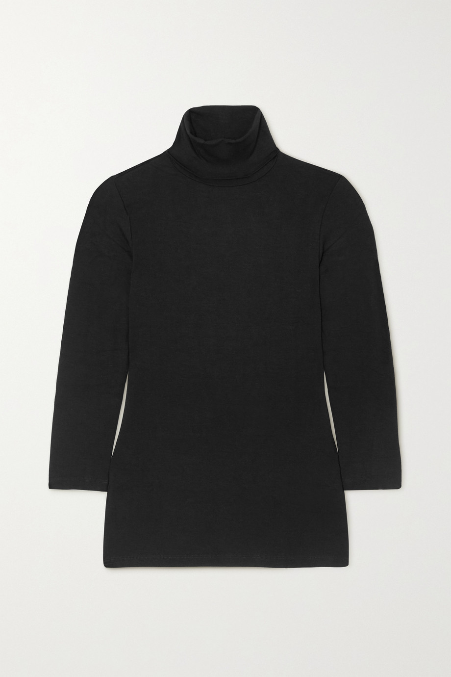 L'AGENCE Aja stretch-jersey turtleneck top