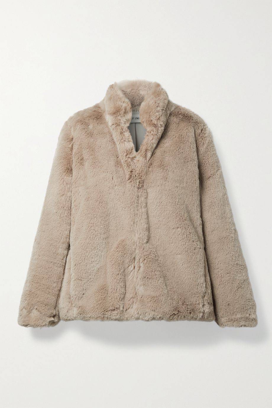 CEFINN Carly faux fur jacket